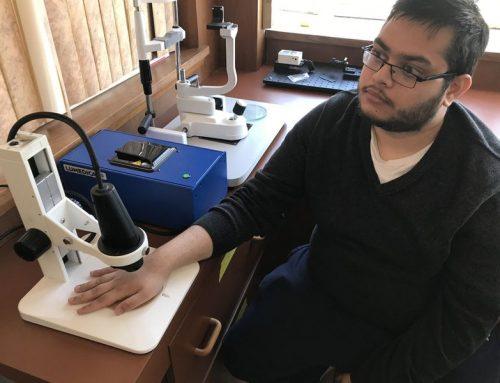 Virtual Skin Biopsy Device in the Works